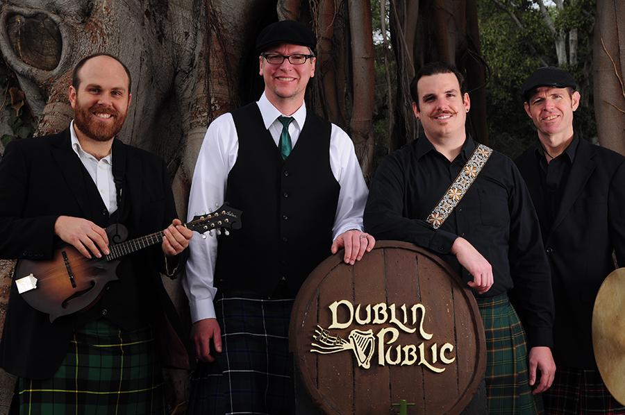 Dublin Public Irish Band